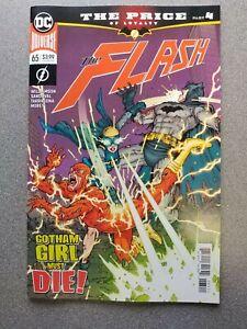 FLASH-65a-2019-DC-Universe-Comics-VF-NM-Book