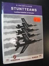Stuntteams, Luchtacrobatiek in Formatie door B. van der Klaauw (NL) #135