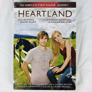Details about Heartland: The Complete First Season 1 (DVD, 4-Disc Set) CBC  Canadian TV Series