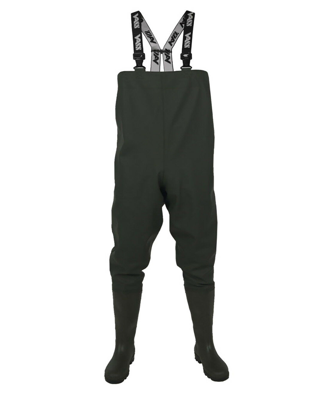 Vass Tex 600 Series Heavy Duty PVC Chest Waders. Sea and Freshwater