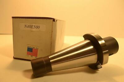 "New AMERICAN SUN USA Made N40E1250 NMTB 40 Shank 1-1//4/"" END MILL HOLDER"
