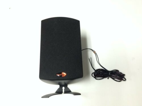 No Sub//Pod Klipsch ProMedia 2.1 Multimedia single Satellite Speakers