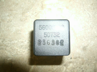 DODGE JEEP CHRYSLER RELAY OEM 56006709 50732  LOT OF 2