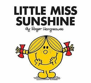 Little-Miss-Sunshine-by-Roger-Hargreaves-Paperback-1981
