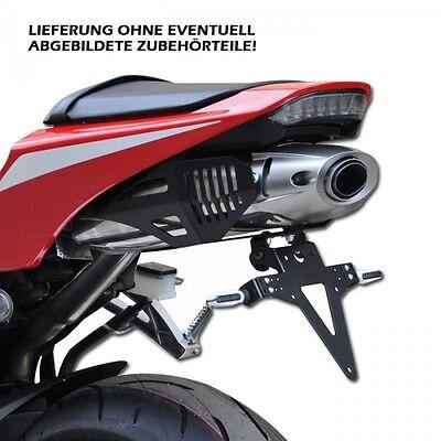 mit Beleuchtung Honda CBR 600 RR Kennzeichenhalter Bj ab 2013