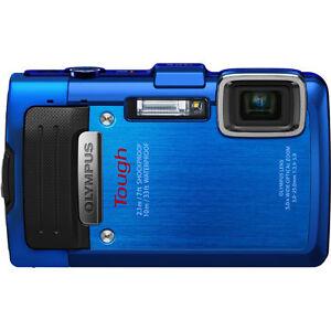 Olympus-Tough-TG-830-iHS-16MP-10m-Waterproof-Drop-proof-Digital-Camera-BLUE
