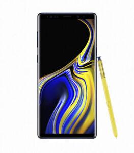 Samsung Galaxy Note9 SM-N960 - 128GB - Ocean Blue (AT&T) (Single SIM)