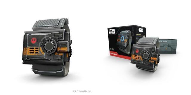 Star Wars Force Band Sphero robots BB-8 BB-9E R2-D2 R2-Q5 Controller Droid Toy