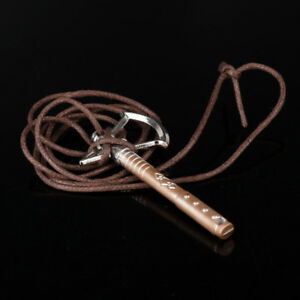Vintage-Seil-Halskette-Axt-Waffe-Anhaenger-Seil-Qualitaet-Schmuck-Mode-Geschenk