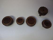 Botones de giro botones de control tubos radio loewe OPTA