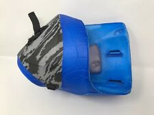 Obo Robo Goalkeepers Right Hand Stick Pad Size L Blue