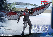 Captain America Civil War Falcon 1/6 Sixth Scale Figure by Hot Toys