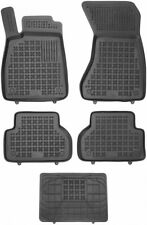 Design-3D-TPE-Gummifußmatten für Audi A4 S-Line Quattro B9 8W5 Avant Kombi 5-t4E