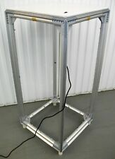 Aluminum Snap Together Portable Led Light Box Display Table Trade Show Booth