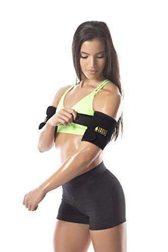 Weet Sweat Bras Coupe-bordures JAUNE GROS BONUS Sweet Sweat échantillon Gel Best nouveau US