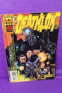 Marvel Tech Deathlok #11 Joe Casey 2000 1st Print Marvel Comics Comic F/VF