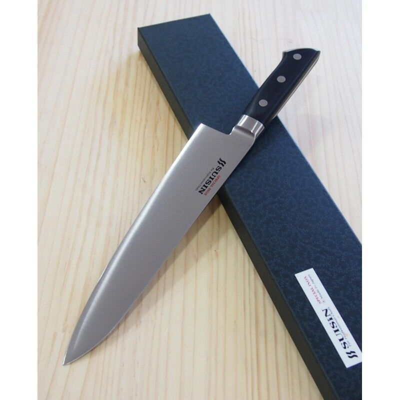 SUISIN Japanese Chef Knife - Special Stainless Steel Serie - 21   24   27cm