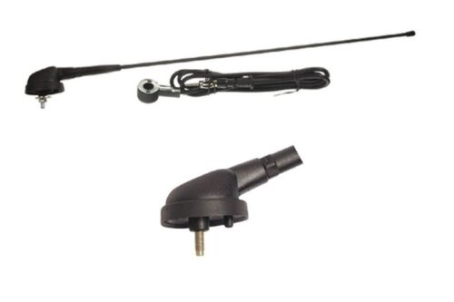 Multi-fit Front Roof Mounted Aerial Antenna Mast Base /& cable Peugeot Citroen