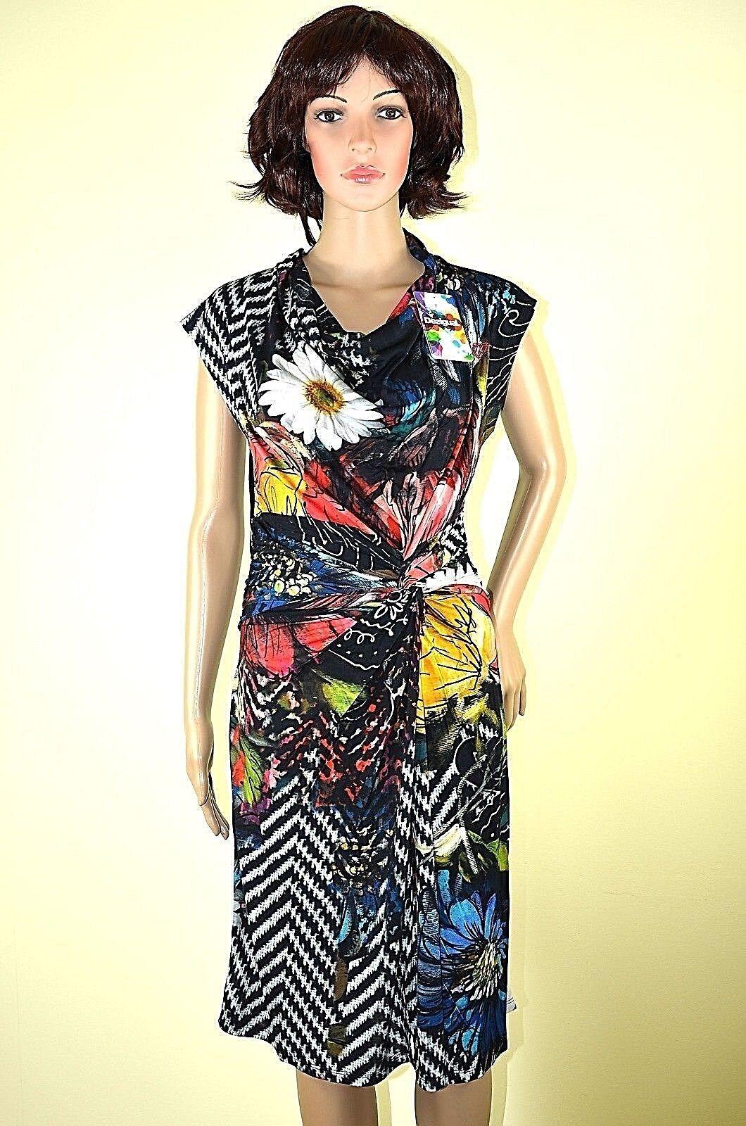 DESIGUAL Kleid VEST_YOLANDA  schwarz  Herbst-  Winterkollektion