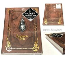 Encyclopedia Eorzea The World of FINAL FANTASY XIV Book English Ver. Limited