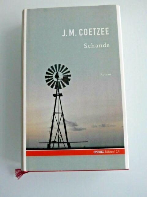 Schande von J. M. Coetzee (2006, Gebundene Ausgabe)