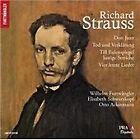 Richard Strauss - : Don Juan; Tod und Verklärung; Till Eulenspiegel lustige Streiche; Vier letzte Liede (2017)