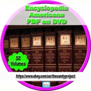 Encyclopedia-Americana-41-Volumes-Vintage-Books-Collection-DVD