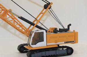 SIKU-3536-LIEBHERR-pelles-a-cable-1-50-nouveau-en-emballage-d-039-origine