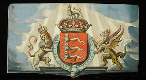 Chivalry-British-Honi-Either-That-Mal-Y-Thinking-Of-Order-of-The-Garter-c1650