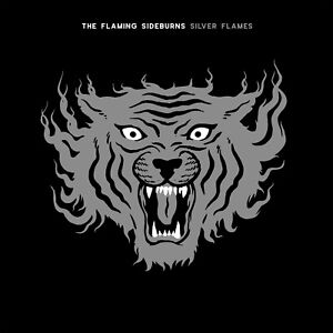The Flaming Sideburns - Silver Flames CD ALBUM NEW (23RD APR) PRESALE