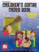 Mel Bay Children's Guitar Chord Book by William Bay