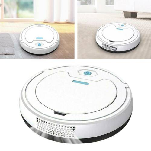 Rechargeable Smart Robot Vacuum Cleaner Self Navigated Auto Sweeper Edge Clean