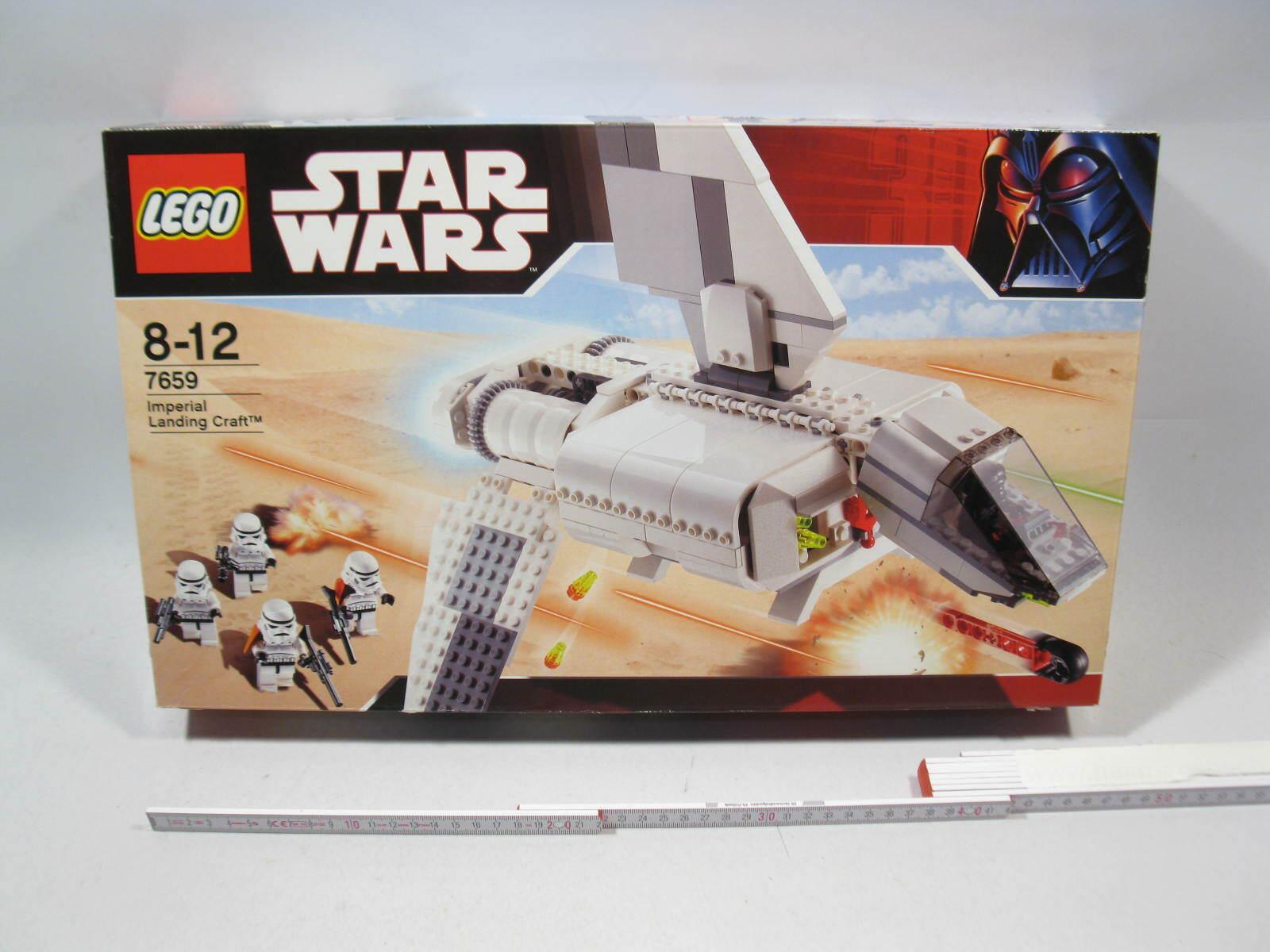 LEGO estrella guerras 7659 Imperial Leing Craft in OVP db68   servizio di prima classe
