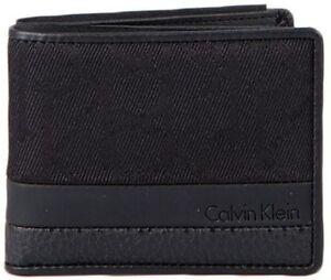 economico per lo sconto 8565a c10eb Portafoglio Uomo Calvin Klein Wallet Men Tom Logo Slimfold ...
