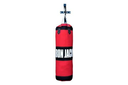 UFC Martial Art MMA Kick Boxing Punch Bag w Wall Bracket Chains /& Gloves SET NEW