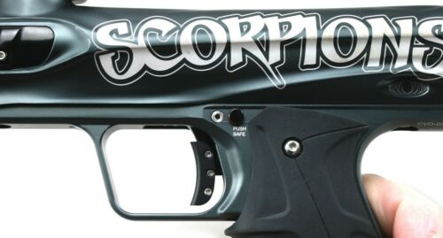 Sconi Paintball Choquant CVO Trigger Shoe-Dust Noir