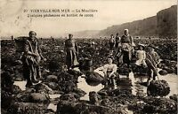 CPA Vierville sur Mer - La Moulliere (476140)