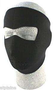 MASQUE-NEOPRENE-ZAN-HEADGEAR-Noir-Taille-unique