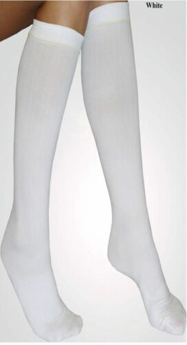 3X 6X Pairs Ladies Women Long Knee High Cotton Plain Socks Casual Everyday sock