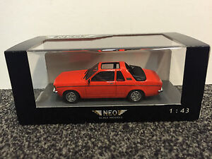 Opel Kadett Aero 1:43 Neo Scale Models