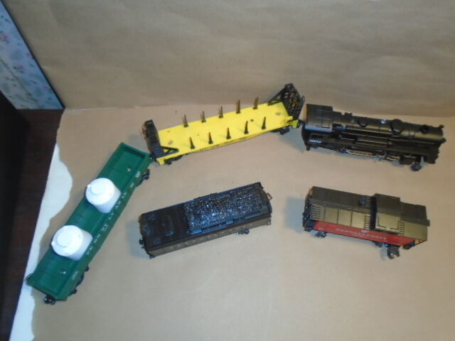 servicio de primera clase Trenes Trenes Trenes Lionel Locomotora Vapor 18602 con ofertas, y de 3 coches 16375, 26549, 36098  respuestas rápidas
