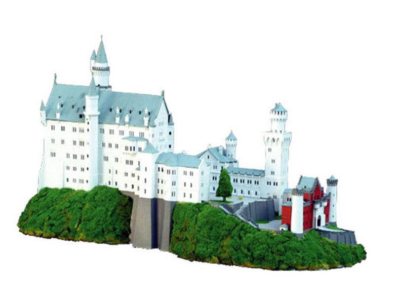 Doyusha ns-c-5000 Z castillo Neuschwanstein
