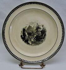 VILLERY & BOCH OLD ABBEY WARE ALPINA DINNER PLATE