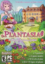 PLANTASIA Garden Plant Tycoon Type PC Game Sim NEW BOX