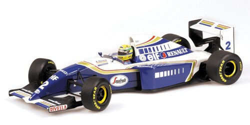 1 18 Minichamps - 1994 Williams FW16 Renault-Ayrton Senna