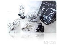 HARMAN KARDON SoundSticks III Speaker System + SUBWOOFER + BOX Mac OS X and PC