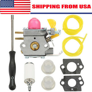 Carburetor-For-Poulan-Weed-Eater-Featherlite-SST25-FL20-FL23-FL26-FX26S-MX550-US