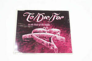 TO DIE FOR IN THE BEAT OF THE NIGHT CD A14400