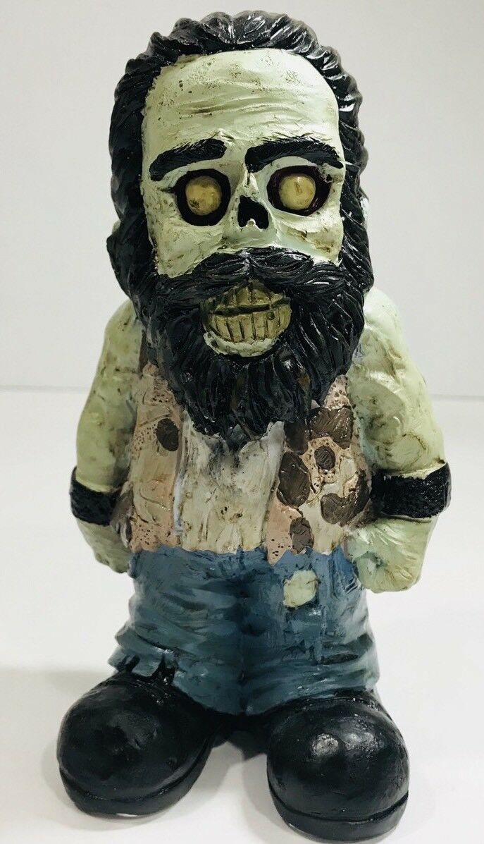 Zombie Luke Harper Rare WWE Shop Exclusive Statue 2014 No Longer Made 7in Resin