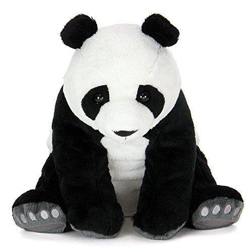 Real Plushie Giant Panda Parent Real Animal Family Series japan